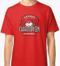 Pokemon League Champion Classic T-Shirt