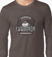 Pokemon League Champion Long Sleeve T-Shirt