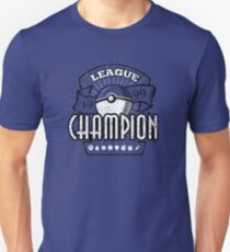 Pokemon League Champion Unisex T-Shirt