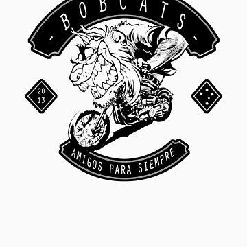 Bobcats by jfontana