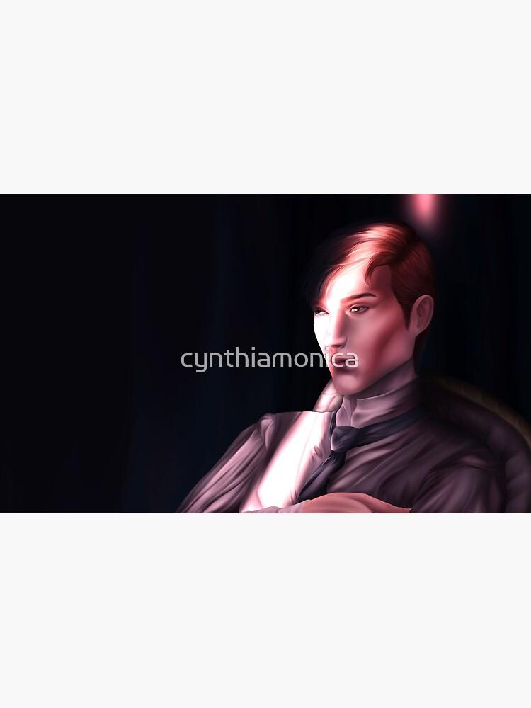 Clyde Graveward by cynthiamonica