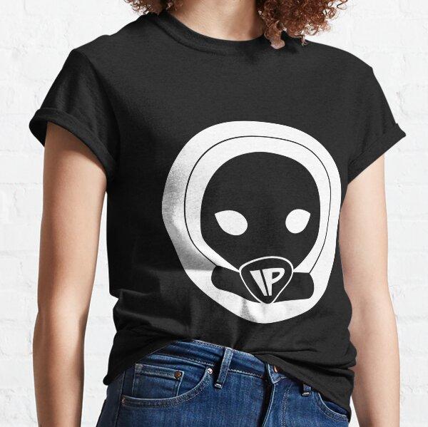 Alien Head White Classic T-Shirt