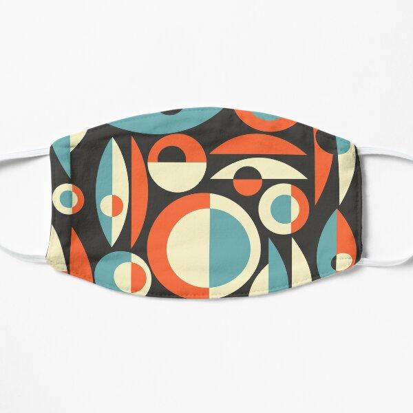 Retro Eames Era  Pisces Flat Mask