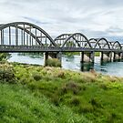 Balclutha Bridge, New Zealand by Belinda Osgood
