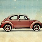 red bug by Vin  Zzep
