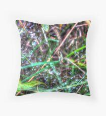 ethereal webway Throw Pillow