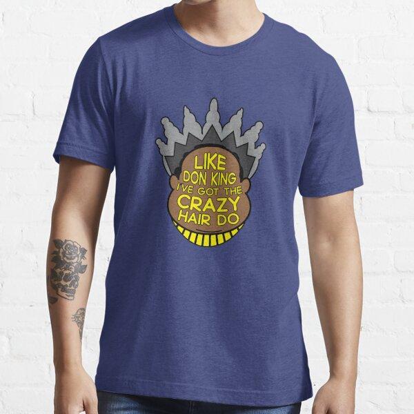 Crazy Hairdo Essential T-Shirt