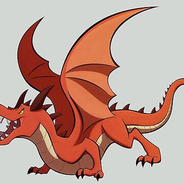 Red Dragon by Gulreth