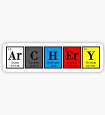 ArCHErY Sticker