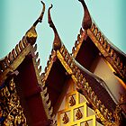 Thai Roof Shine by RichardCurzon