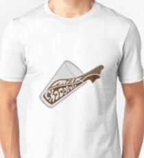Milk Chocolate Longboards Logo Tee Unisex T-Shirt
