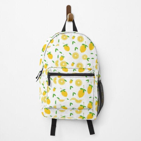 Cool Lucky Lemon Backpack