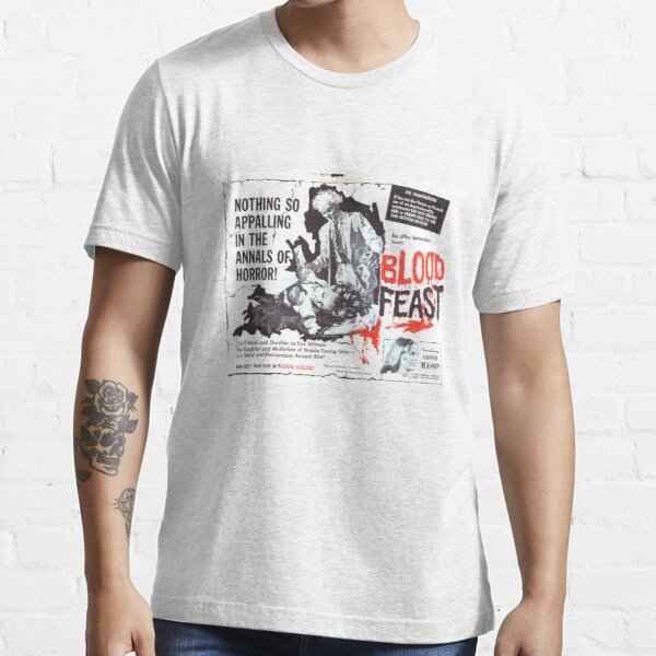 Blood Feast Poster Essential T-Shirt