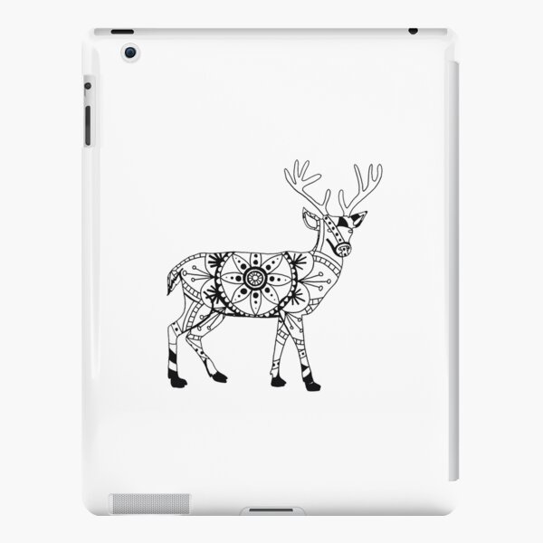 Stag Mandala iPad Snap Case