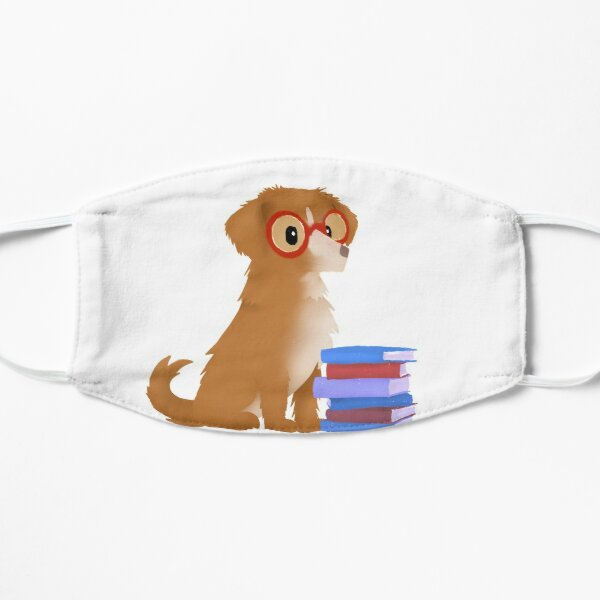 N is for Nerdy Nova Scotia Duck Tolling Retriever Mask