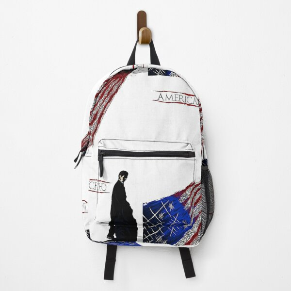 American Psycho (2000) poster Backpack