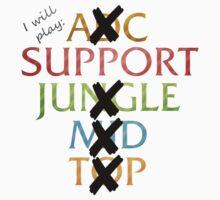 Support | Unisex T-Shirt