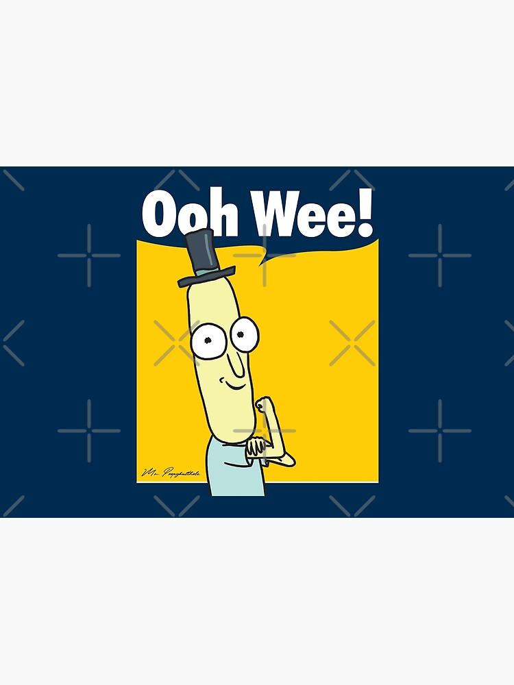 Ooh Wee! by huckblade