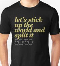 Jay-Z, Stick Up The World Unisex T-Shirt