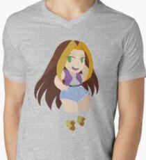 Karen - Harvest Moon Men's V-Neck T-Shirt