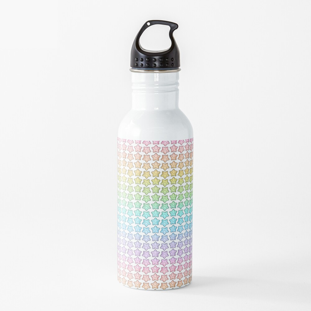 Rainbow Starfish Water Bottle