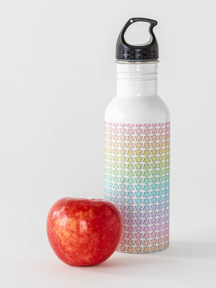 Alternate view of Rainbow Starfish Water Bottle