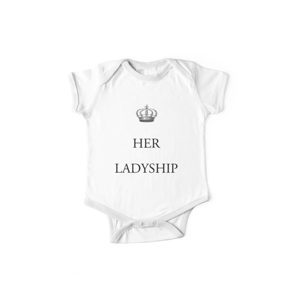 Her Ladyship by babydollchic