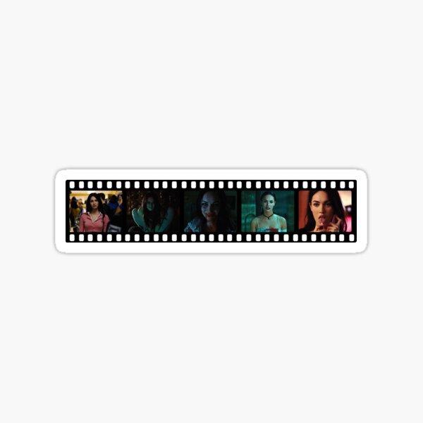 Jennifer's Body - Film Roll Sticker