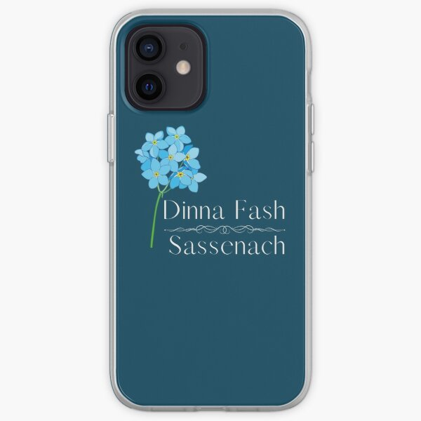 Dinna Fash Sassenacch Coque souple iPhone