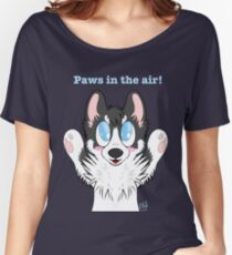 Paws in the air! Women's Relaxed Fit T-Shirt