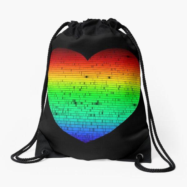 One Sun Drawstring Bag