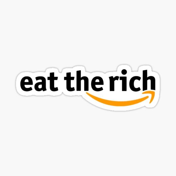 AmazonCrime Sticker