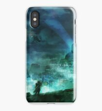Final Fantasy VII - Midgard iPhone Case/Skin