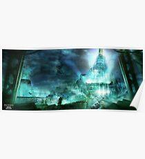 Final Fantasy VII - Midgard Poster