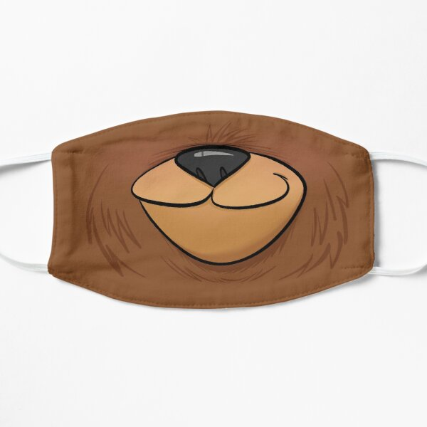 Bear Face Mask Mask
