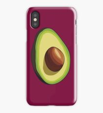 Avocado - Part 1 iPhone Case/Skin
