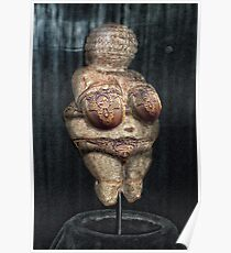 Willendorf Censored Poster