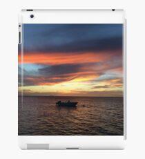 Sunset in Bonaire iPad Case/Skin