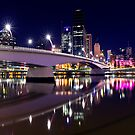 The View from South Bank by Peter Doré