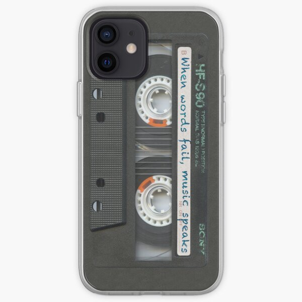 Cassette iPhone iPhone Soft Case
