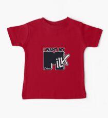 I Want My MILK Baby T-Shirt