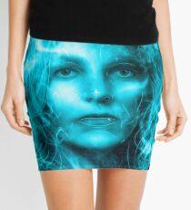 Breaking Bad blue Mini Skirt
