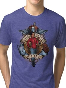 The Doctor's Doctor Tri-blend T-Shirt