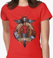 The Doctor's Doctor Women's Fitted T-Shirt