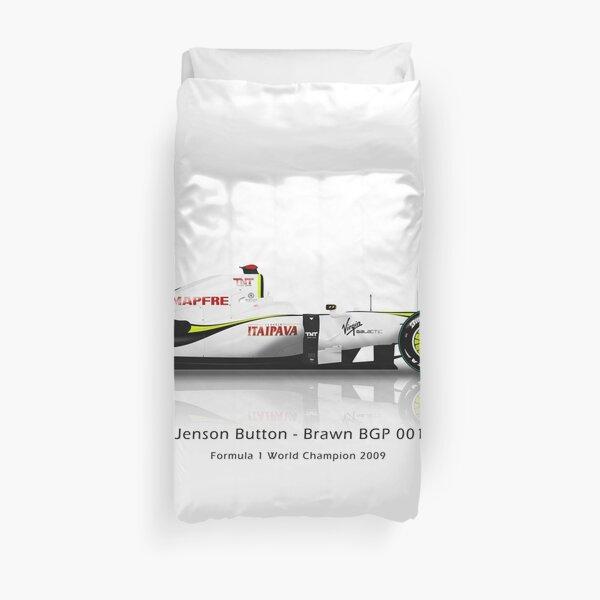 Jenson Button - Brawn BGP001 - Brésil Housse de couette