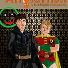 The Anglerfish Issue 5 - Batlock, no wait, Bat Holmes? by Chomps The Anglerfish
