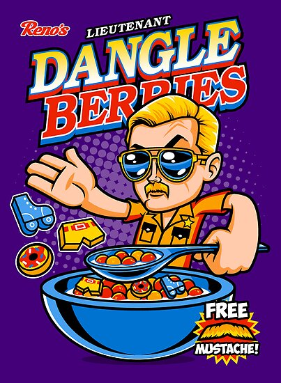 Dangle Berries by harebrained