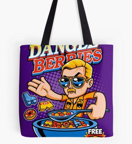 Dangle Berries Tote Bag