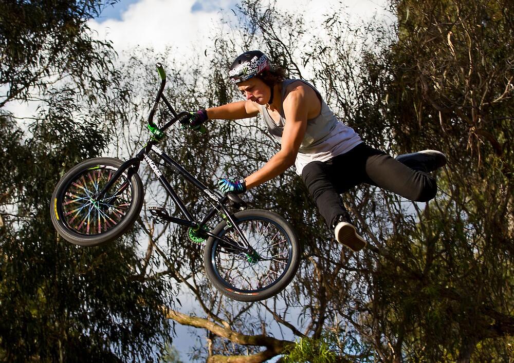 Getting Air by David  Piko