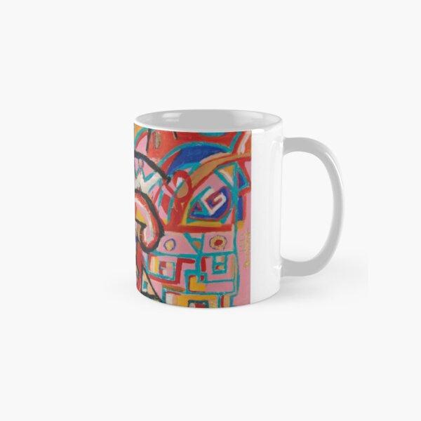 Light Codes Classic Mug